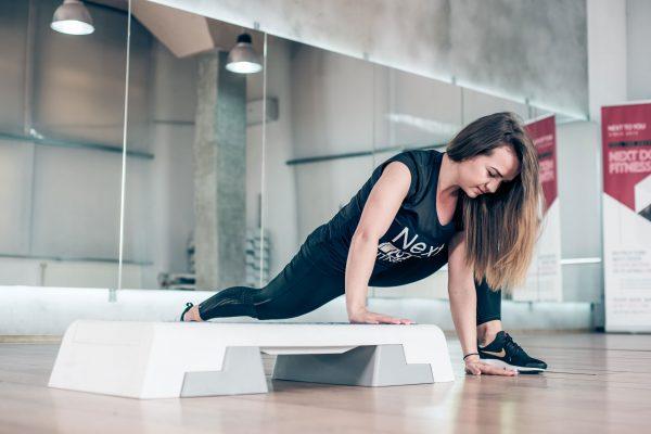 Step Athletic - antrenament
