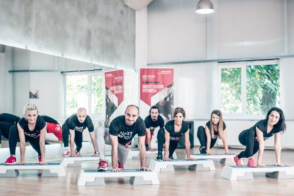 Antrenament de grup - Group Workout