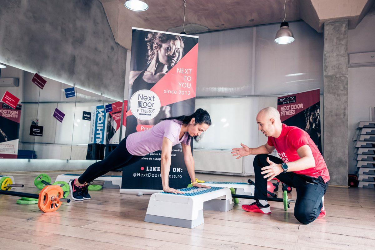 Personal Trainer Next Door Fitness